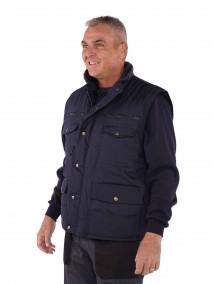 Werk Bodywarmer - Donkerblauw - Storvik - Pocket