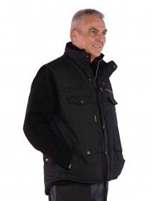 Werk Bodywarmer - Zwart - Storvik - Pocket