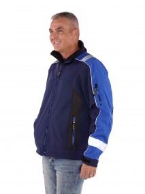 Storvik Softshell Werkjas donkerblauw - Glenn