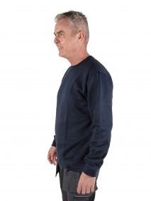 STØRVIK Werk Sweater 4 Seizoenen Donkerblauw - S-3XL - TORINO