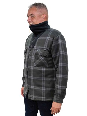 STØRVIK Thermoblouse Zeer warm Antraciet - M -3XL - STANLEY