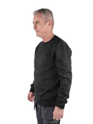 STØRVIK Werk Sweater 4 Seizoenen Zwart - S-3XL - TORINO