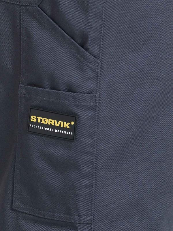 STØRVIK Service Werkboek Antraciet Grijs