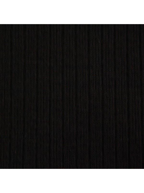 Zwart - Stof
