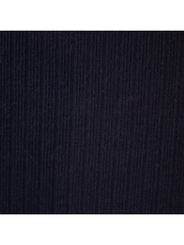 Donkerblauw - Stof