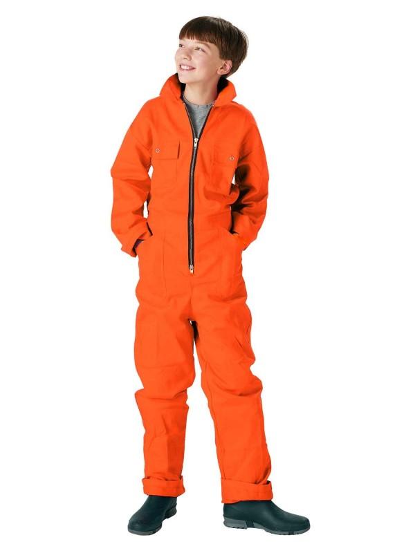Kinderoverall Oranje - Nicky - STØRVIK