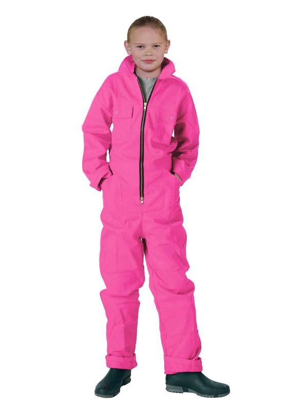 Kinderoverall Roze - Nicky - STØRVIK