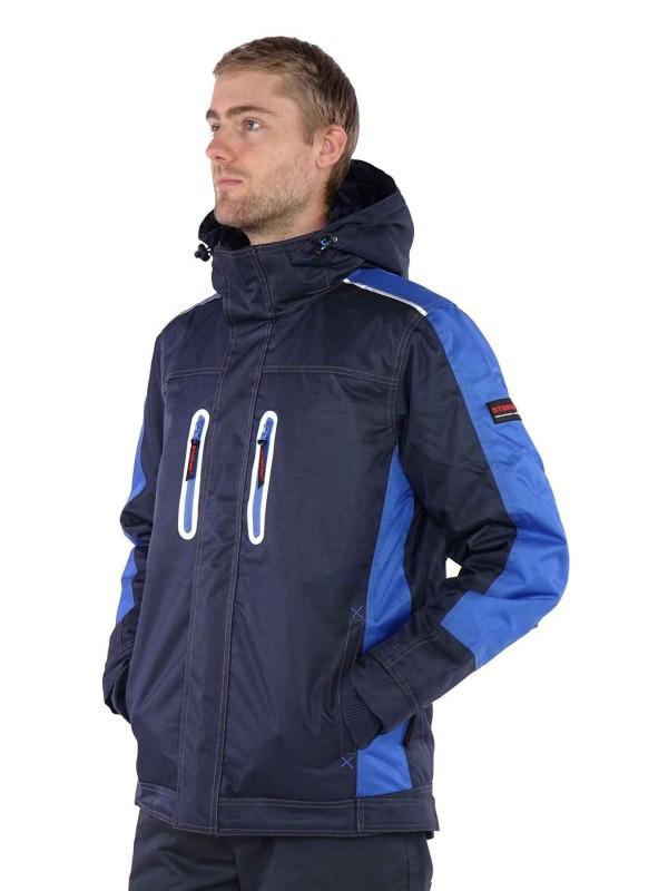 Werkjas Parka - Blauw - Storvik - Thor