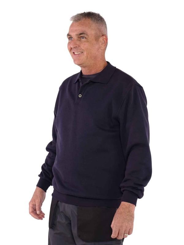Polo Sweater - Grijs - Storvik - Napoli