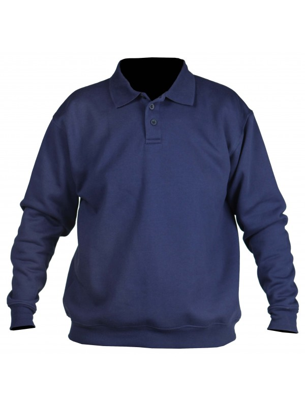 Polo Sweater - Donkerblauw - Storvik - Napoli
