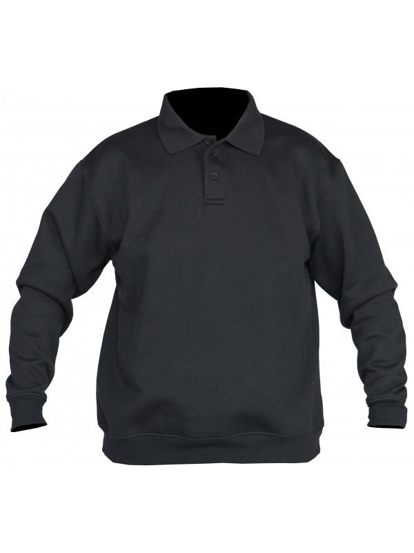 Polo Sweater - Zwart - Storvik - Napoli