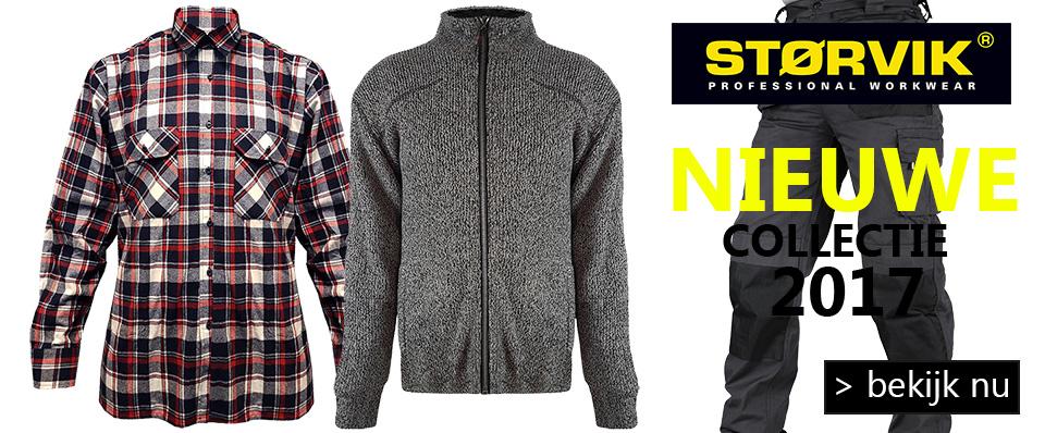 Storvik Nieuwste collectie werkkleding kopen? Klik hier!