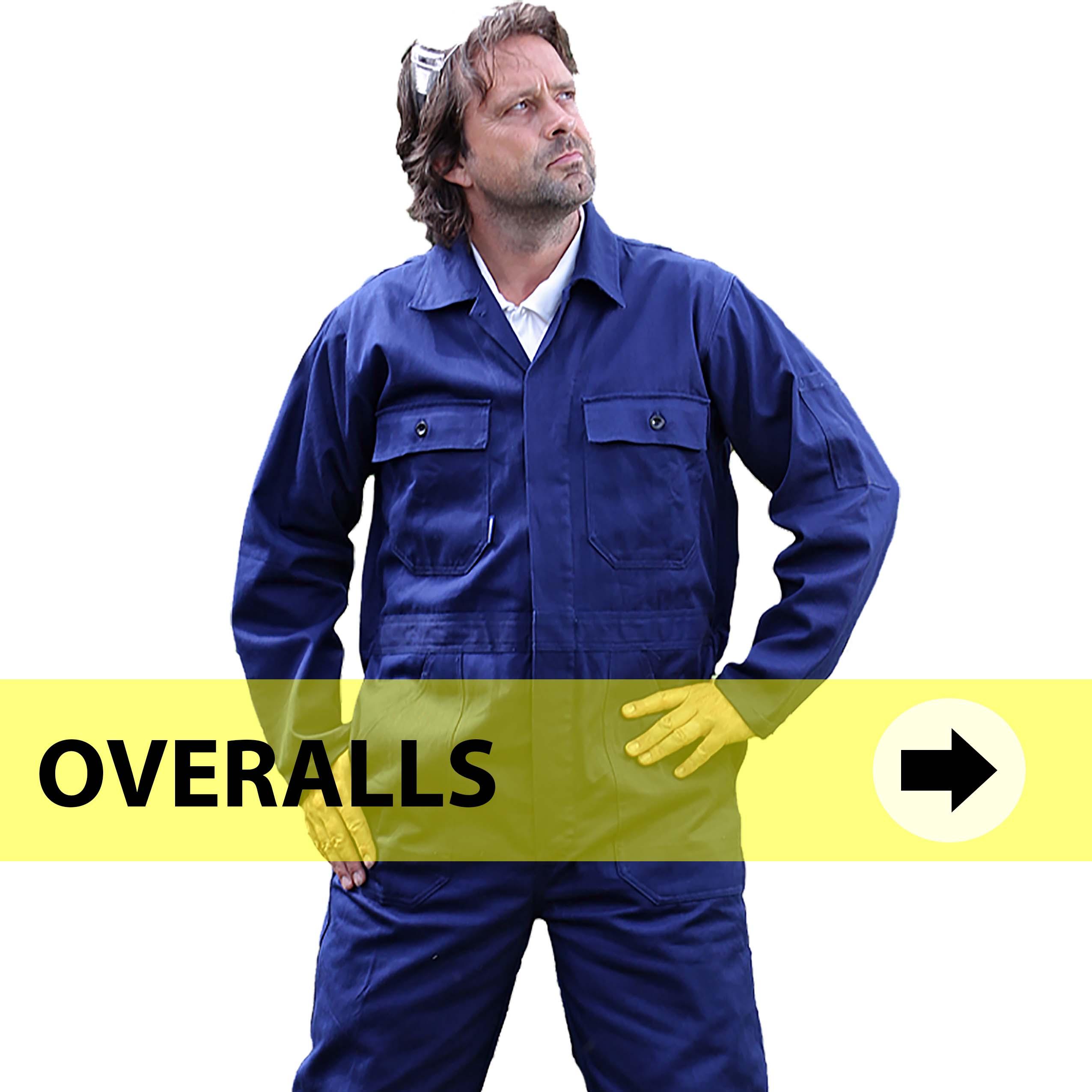 Overall kopen? Bekijk de online collectie overalls hier!