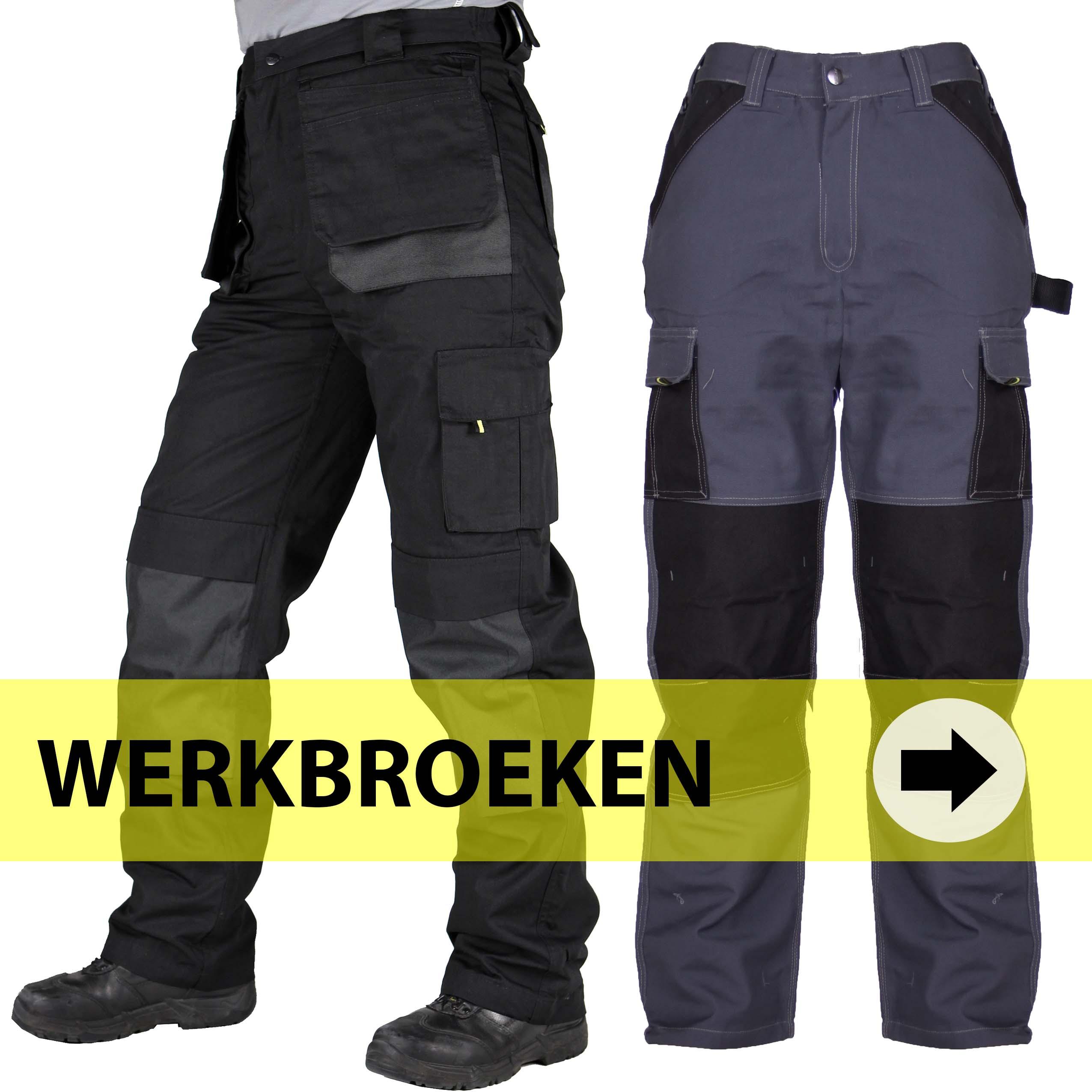 Werkbroek kopen? Bekijk de online collectie Storvik werkbroeken hier!